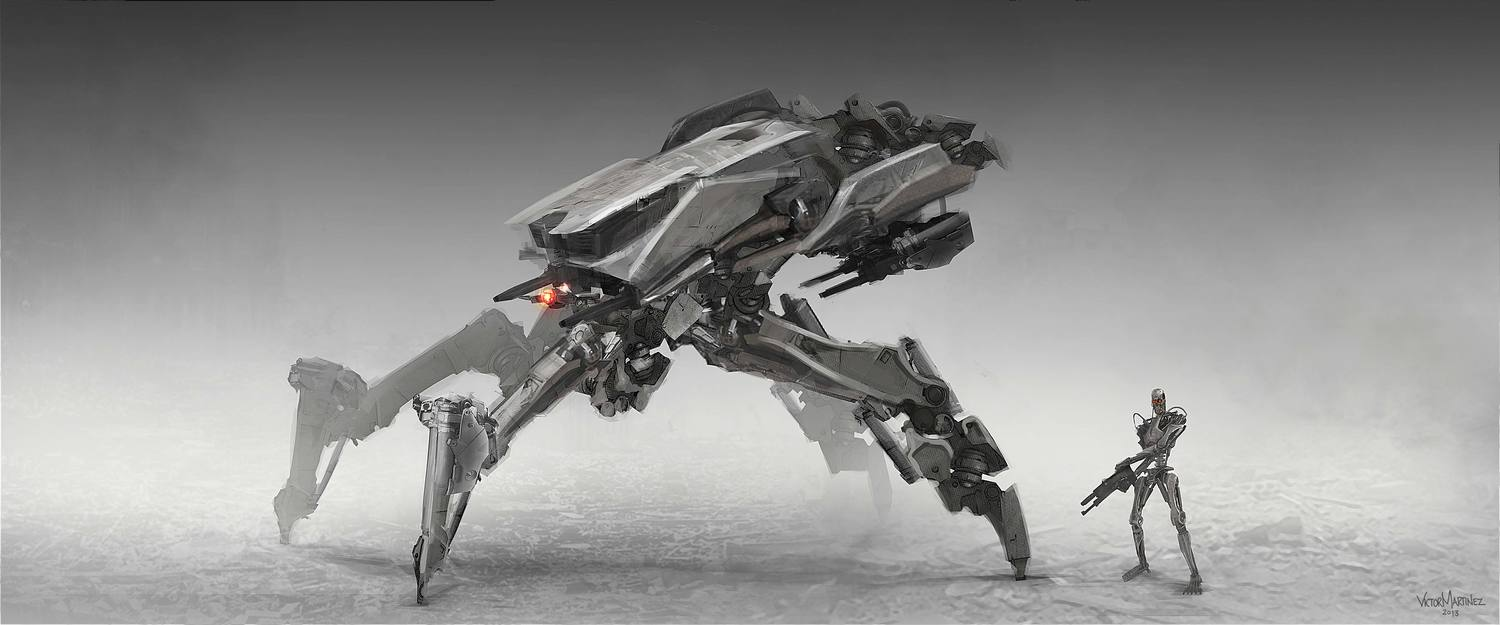 Terminatorgenisys Spidertanksconcepts